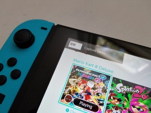 mua máy Nintendo Switch