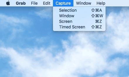 thủ thuật chụp ảnh màn hình macbook