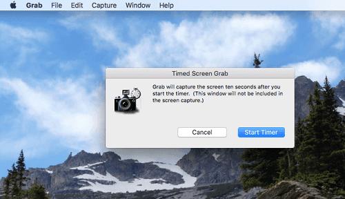 hướng dẫn chụp hình macbook os