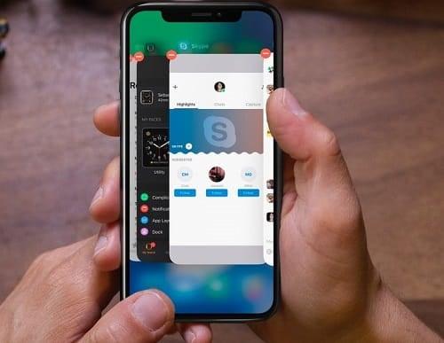 hướng dẫn tắt các ứng dụng của iphone
