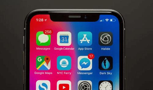 điện thoại iphone x mới