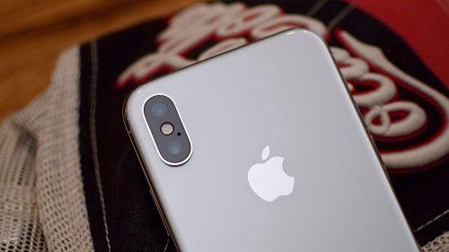 hình ảnh camera của iphone x