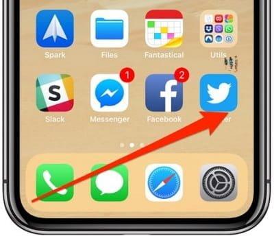 hướng dẫn cử chỉ vuốt để tắt apps