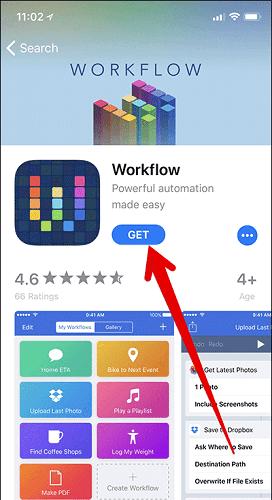 hướng dẫn chuyển Animoji sang GIF