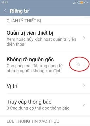 cách bảo vệ điện thoại Android