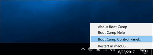 video hướng dẫn cài Windows trên Mac Với Boot Camp