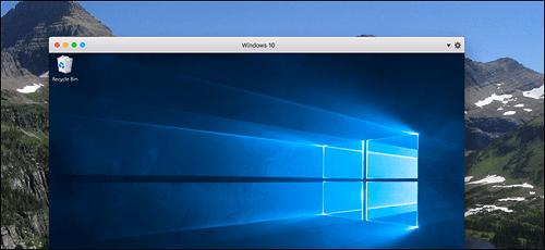 làm sao để cài Windows trên Mac Với Boot Camp