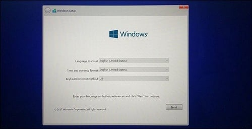 hướng dẫn cài Windows trên Mac Với Boot Camp