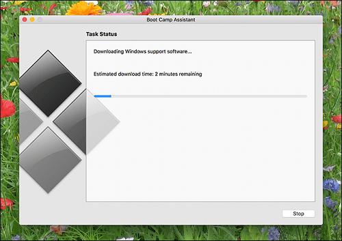 sửa lỗi cài Windows trên Mac Với Boot Camp