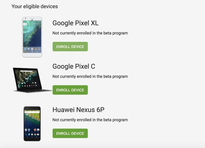 hướng dẫn nâng cấp lên android 8.0