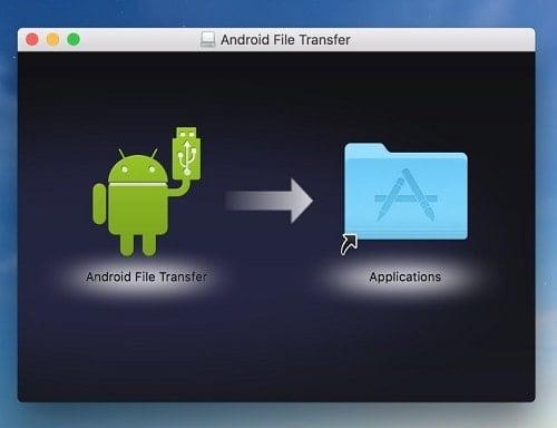 làm sao để chuyển hình anhr, phim từ android sang cho macbook