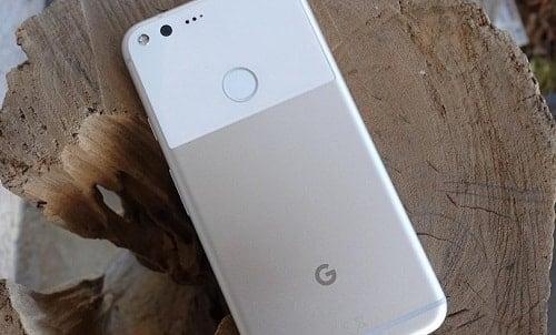 điện thoại Pixel của google lên android oreo