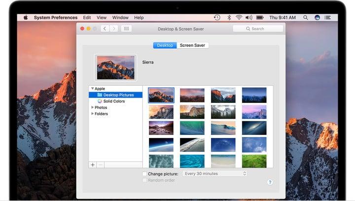 video hướng dẫn cài ảnh nền cho máy tính