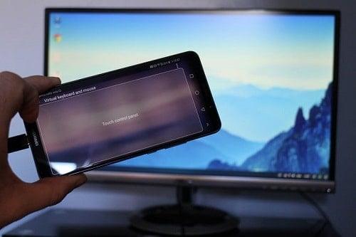 cách dùng Huawei Mate 10 Pro cho pc