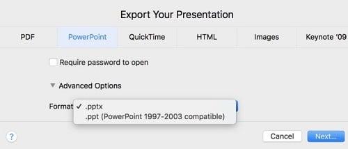 video hướng dẫn chuyển đổi Keynote thành PowerPoint