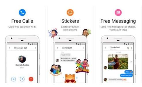 hình ảnh Messenger cho Android