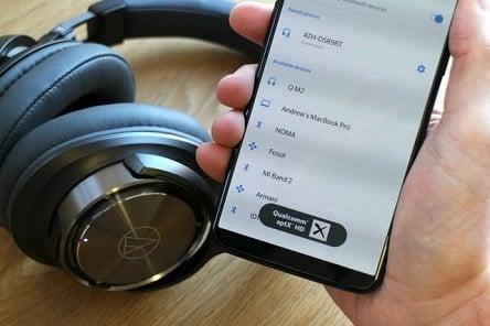 cách dùng Bluetooth AptX HD trên OnePlus 5T