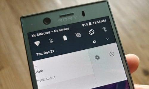 tắt thông báo trên điện thoại android 6