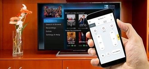 cách điều khiển Androdi TV box