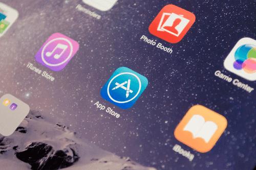 tải ứng dụng trên AppStore