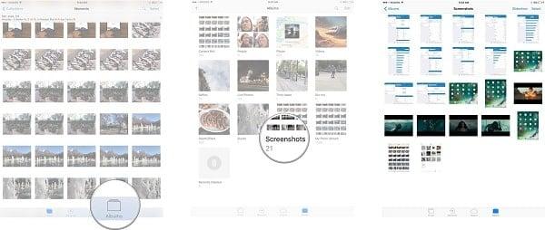 hướng dẫn chụp màn hình ipad pro