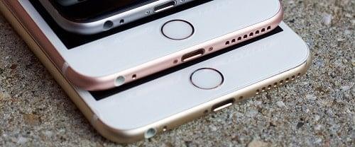 Touch id trên điện thoại iPhone