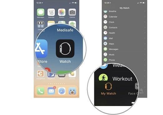cách gọi điện bằng wifi miễn phí apple watch