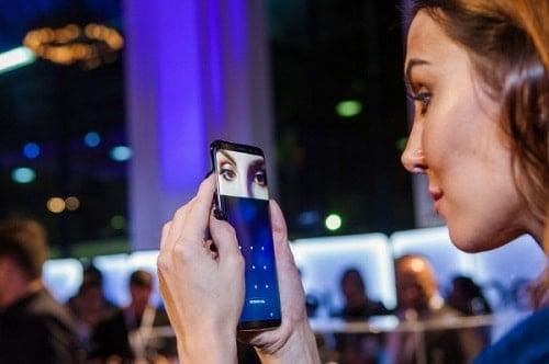 tính năng nhận diện khuôn mặt AI của samsung