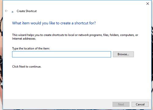 sửa phím tắt của windows 10