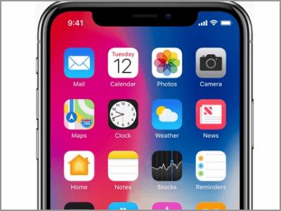 cách mở Siri của iphone X mới nhất