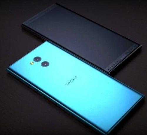 thông tin mới về điện thoại Sony Xperia XZ Pro