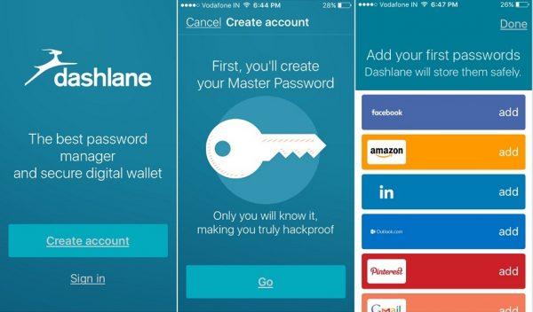 hướng dẫn dùng tính năng tự động điền password