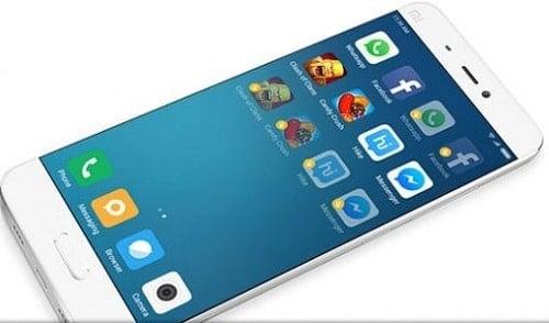hình ảnh điện thoại xiaomi miui 8