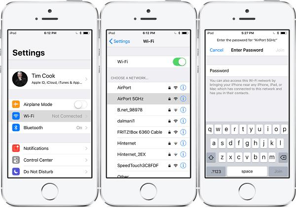 xem mật khẩu ios cho mac