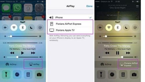 Cách bật AirPlay trên iPhone và iPad nhanh nhất 2