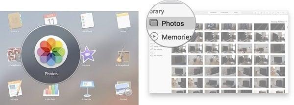 hướng dẫn sữa lỗi thư viện Photos của MACBOOK