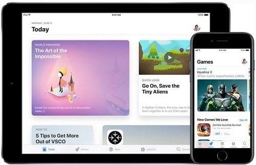 apple thay đổi mới cho appstore