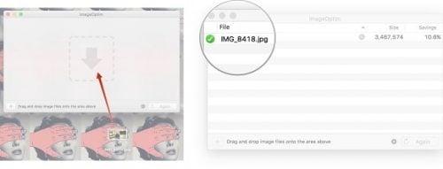 Cách xóa dữ liệu EXIF Data của hình ảnh trong MAC