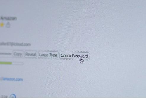 hướng dẫn xem mật khẩu 1 password