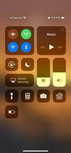 nút home trên iphone x ở đâu