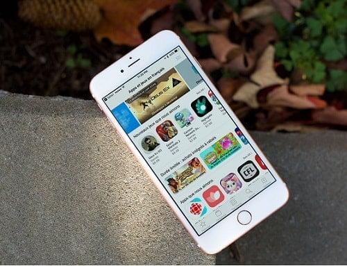 làm thế nào để đổi quốc gia cho Apple Store trên iPhone