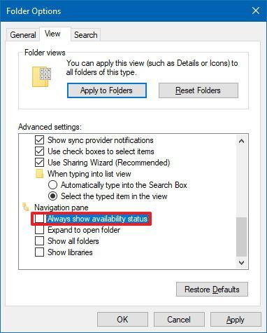 hướng dẫn vô hiệu hóa đồng bộ hóa của windows 10