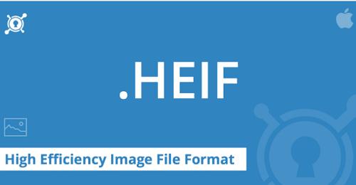 FILE hình ảnh HEIF mới