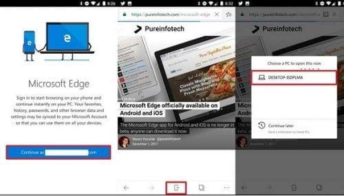 hướng dẫn kết nối android với windows 10 pc