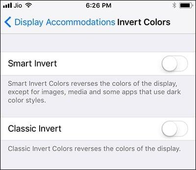 bật tự động sáng trên iPhone