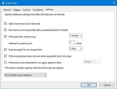 hướng dẫn xóa tập tin trên windows 10 tự động