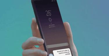 sửa lỗi Samsung Bixby
