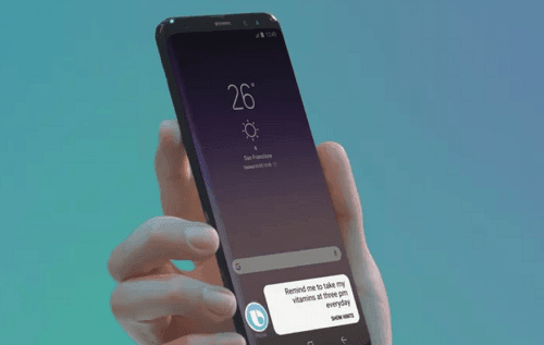 hướng dẫn dùng Samsung Bixby