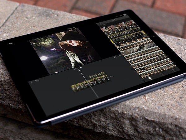 cách sử dụng iMovie của iOS