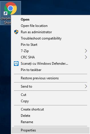 hướng dẫn thêm phím tắt cho máy tính win 10